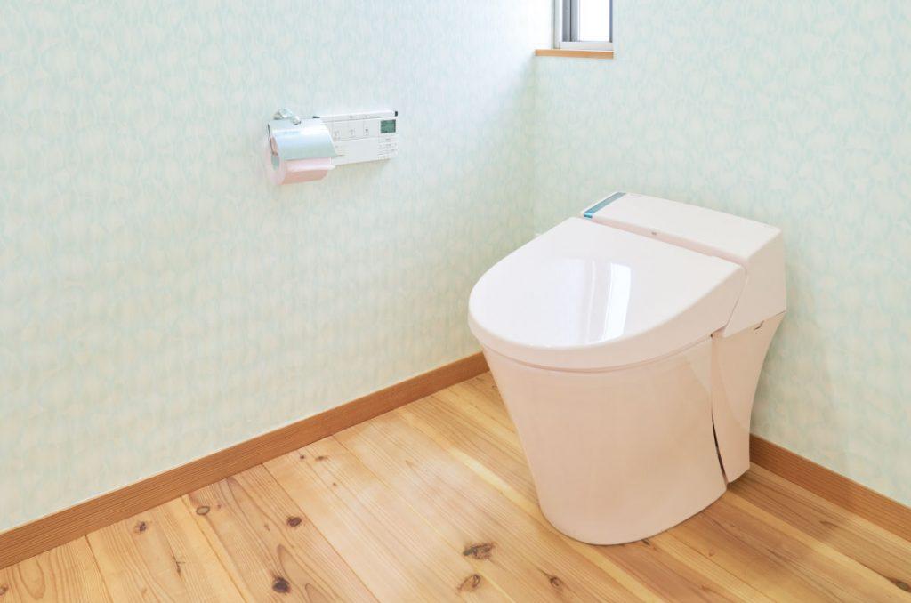 白浜みんとのトイレ